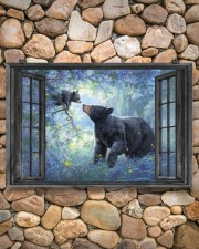 Bear 1 24x16 Poster aos-poster-landscape-24x16-lifestyle-16