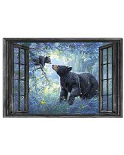 Bear 1 24x16 Poster front