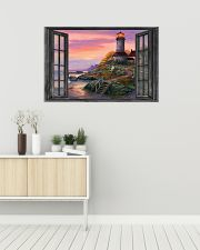 Lighthouse 2 36x24 Poster poster-landscape-36x24-lifestyle-01