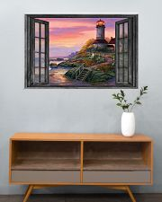 Lighthouse 2 36x24 Poster poster-landscape-36x24-lifestyle-21