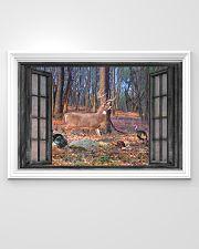 Deer 18 36x24 Poster poster-landscape-36x24-lifestyle-02