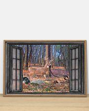 Deer 18 36x24 Poster poster-landscape-36x24-lifestyle-03