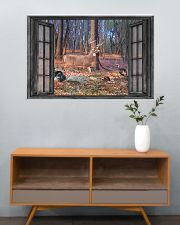 Deer 18 36x24 Poster poster-landscape-36x24-lifestyle-21