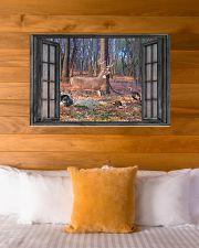 Deer 18 36x24 Poster poster-landscape-36x24-lifestyle-23