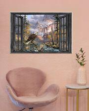 Eagle 36x24 Poster poster-landscape-36x24-lifestyle-19