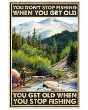 Fishing 11x17 Poster front