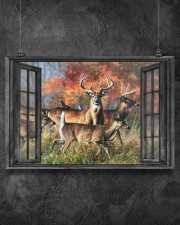 Deer 15 36x24 Poster aos-poster-landscape-36x24-lifestyle-11