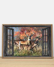Deer 15 36x24 Poster poster-landscape-36x24-lifestyle-03