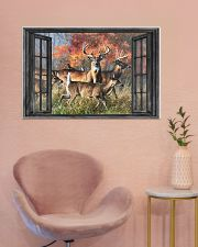 Deer 15 36x24 Poster poster-landscape-36x24-lifestyle-19