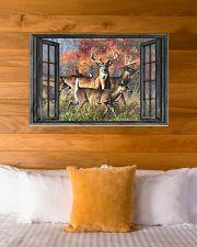 Deer 15 36x24 Poster poster-landscape-36x24-lifestyle-23