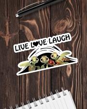Live Love Laugh Sticker - Single (Horizontal) aos-sticker-single-horizontal-lifestyle-front-05