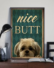 Shih Tzu Nice Butt 11x17 Poster lifestyle-poster-2