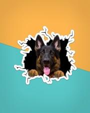 German Shepherd Crack Sticker - Single (Vertical) aos-sticker-single-vertical-lifestyle-front-02
