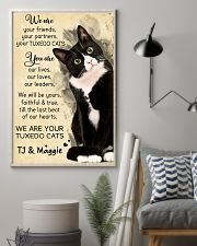 TJ and Maggie poster 11x17 Poster lifestyle-poster-1