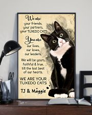 TJ and Maggie poster 11x17 Poster lifestyle-poster-2