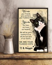 TJ and Maggie poster 11x17 Poster lifestyle-poster-3