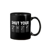 Guitar Mug front