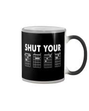 Guitar Color Changing Mug tile