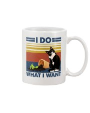 I do what i want Mug front