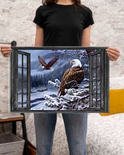 Eagle 10 24x16 Poster poster-landscape-24x16-lifestyle-20