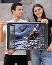Eagle 10 24x16 Poster poster-landscape-24x16-lifestyle-21