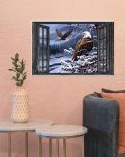 Eagle 10 24x16 Poster poster-landscape-24x16-lifestyle-22