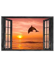 Dolphin 3 - TH 17x11 Poster front