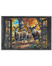 Deer 2 36x24 Poster front