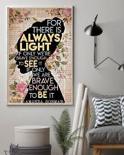 Amanda Gorman 11x17 Poster lifestyle-poster-1