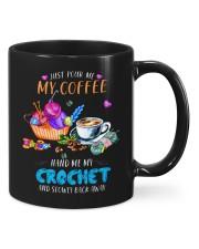 Pour me my coffee Mug front