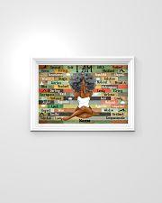 Black queen  24x16 Poster poster-landscape-24x16-lifestyle-02