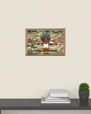 Black queen  24x16 Poster poster-landscape-24x16-lifestyle-09