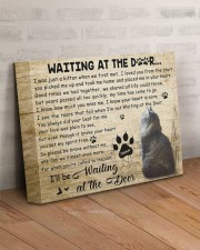 Jaspurr Will Be Waiting At The Door 14x11 Gallery Wrapped Canvas Prints aos-canvas-pgw-14x11-lifestyle-front-07