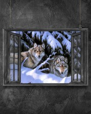 Wolf 9 36x24 Poster aos-poster-landscape-36x24-lifestyle-11