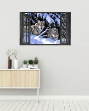 Wolf 9 36x24 Poster poster-landscape-36x24-lifestyle-01