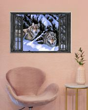 Wolf 9 36x24 Poster poster-landscape-36x24-lifestyle-19