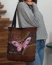 Faith hope love All-over Tote aos-all-over-tote-lifestyle-front-09