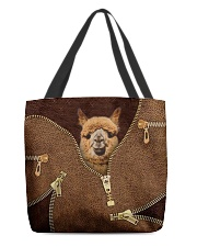 Alpaca All-over Tote front