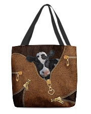 Cow All-over Tote front