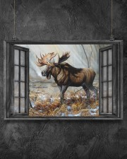 Deer 34 24x16 Poster aos-poster-landscape-24x16-lifestyle-13