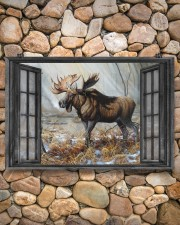 Deer 34 24x16 Poster aos-poster-landscape-24x16-lifestyle-16