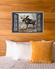 Deer 34 24x16 Poster poster-landscape-24x16-lifestyle-27