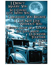 Truck 11x17 Poster front