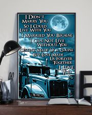Truck 11x17 Poster lifestyle-poster-2