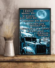 Truck 11x17 Poster lifestyle-poster-3