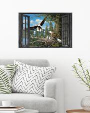 Eagle 2 24x16 Poster poster-landscape-24x16-lifestyle-01