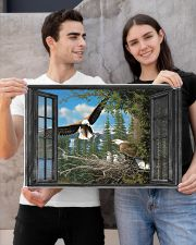 Eagle 2 24x16 Poster poster-landscape-24x16-lifestyle-21