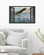 Eagle 9 24x16 Poster poster-landscape-24x16-lifestyle-01