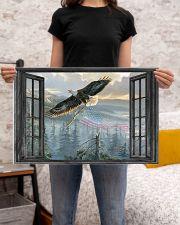 Eagle 9 24x16 Poster poster-landscape-24x16-lifestyle-20