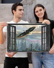 Eagle 9 24x16 Poster poster-landscape-24x16-lifestyle-21